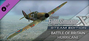 FSX Steam Edition: Battle of Britain Hurricane Add-On