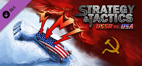 Strategy & Tactics: Wargame Collection - USSR vs USA! cover art