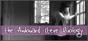 THE AWKWARD STEVE DUOLOGY cover art