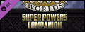 Fantasy Grounds - Super Powers Companion: 2nd Edition (Savage Worlds)