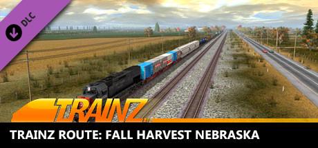 TANE DLC: Fall Harvest Nebraska · Trainz Route: Fall Harvest Nebraska ·  AppID: 537080