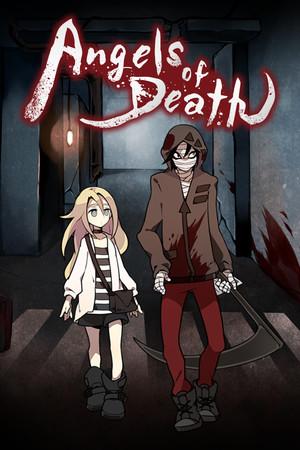Angels of Death poster image on Steam Backlog