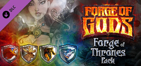 Forge of Gods: Forge of Thrones Pack