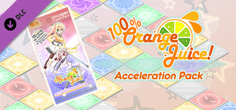 100% Orange Juice - Acceleration Pack cover art
