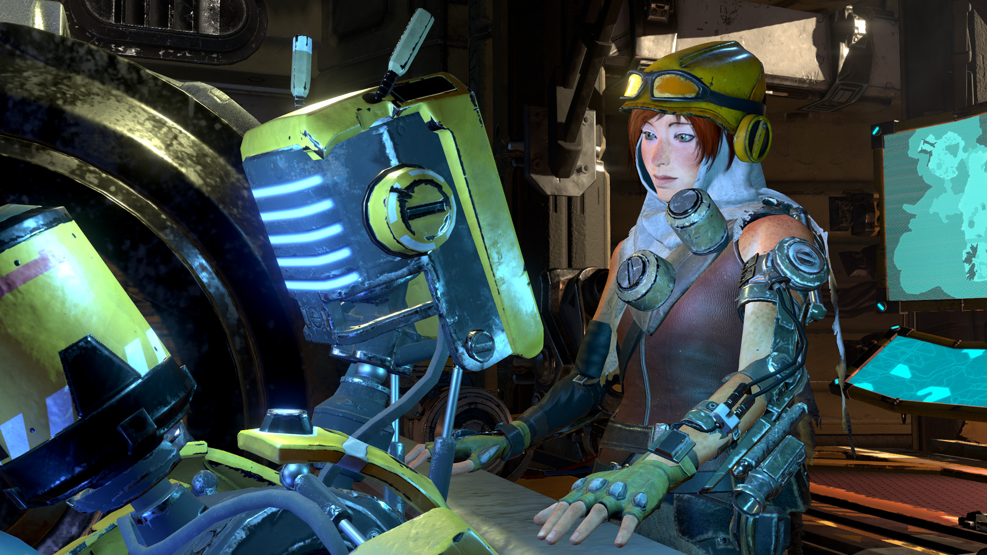 ReCore: Definitive Edition [RePack] [2018|Rus|Eng]