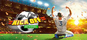 Dino Dini's Kick Off Revival cover art