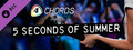 FourChords Guitar Karaoke - 5 Seconds of Summer Song Pack
