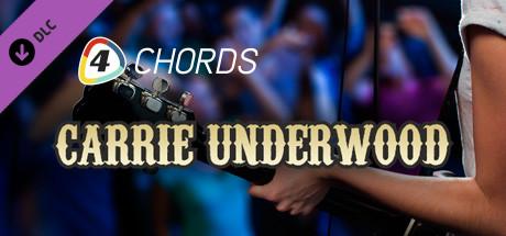 FourChords Guitar Karaoke - Carrie Underwood Song Pack