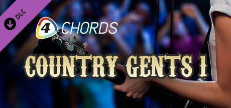 FourChords Guitar Karaoke - Country Gents I Song Pack