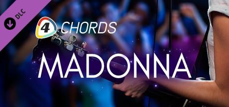 FourChords Guitar Karaoke - Madonna Song Pack