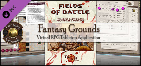 Fantasy Grounds - Fields of Battle (Castles & Crusades)