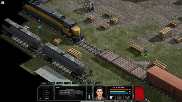 скриншот Xenonauts 2 2