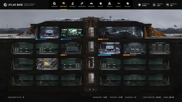 скриншот Xenonauts 2 1