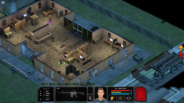 скриншот Xenonauts 2 3