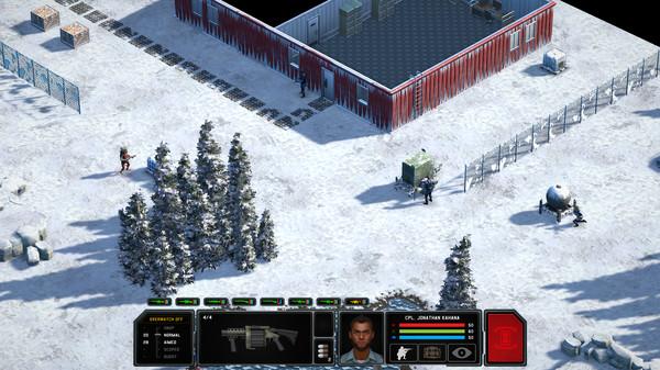 скриншот Xenonauts 2 4