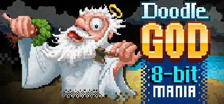 Teaser image for Doodle God: 8-bit Mania - Collector's Item