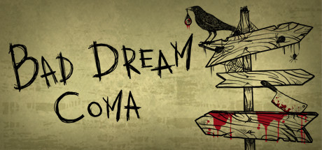Bad Dream: Coma cover art
