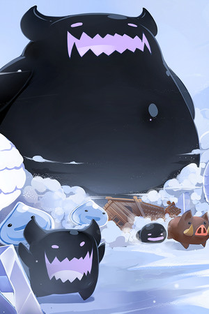Feel The Snow poster image on Steam Backlog