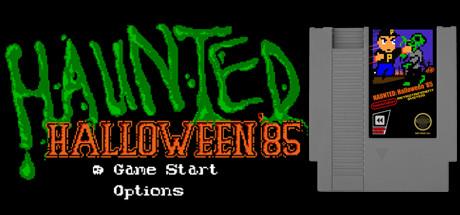 HAUNTED: Halloween '85 (Original NES Game)