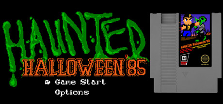 HAUNTED: Halloween '85 (Original NES Game) on Steam
