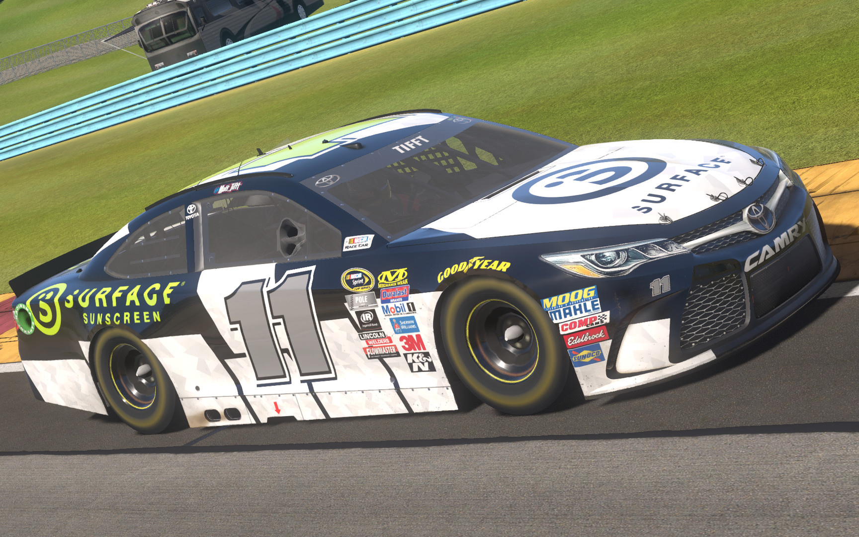 Matt Tifft Comeback Pack on Steam