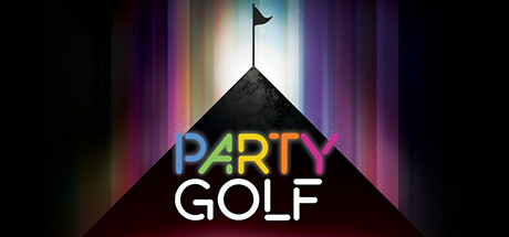 Game Banner Party Golf