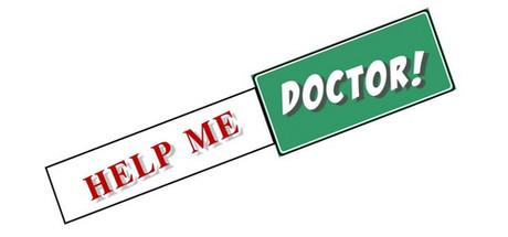 Doctor helps me