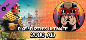 Pixel Puzzles Ultimate - Puzzle Pack: 2000 AD