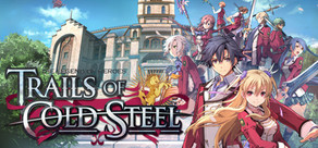 The Legend of Heroes: Trails of Cold Steel cover art