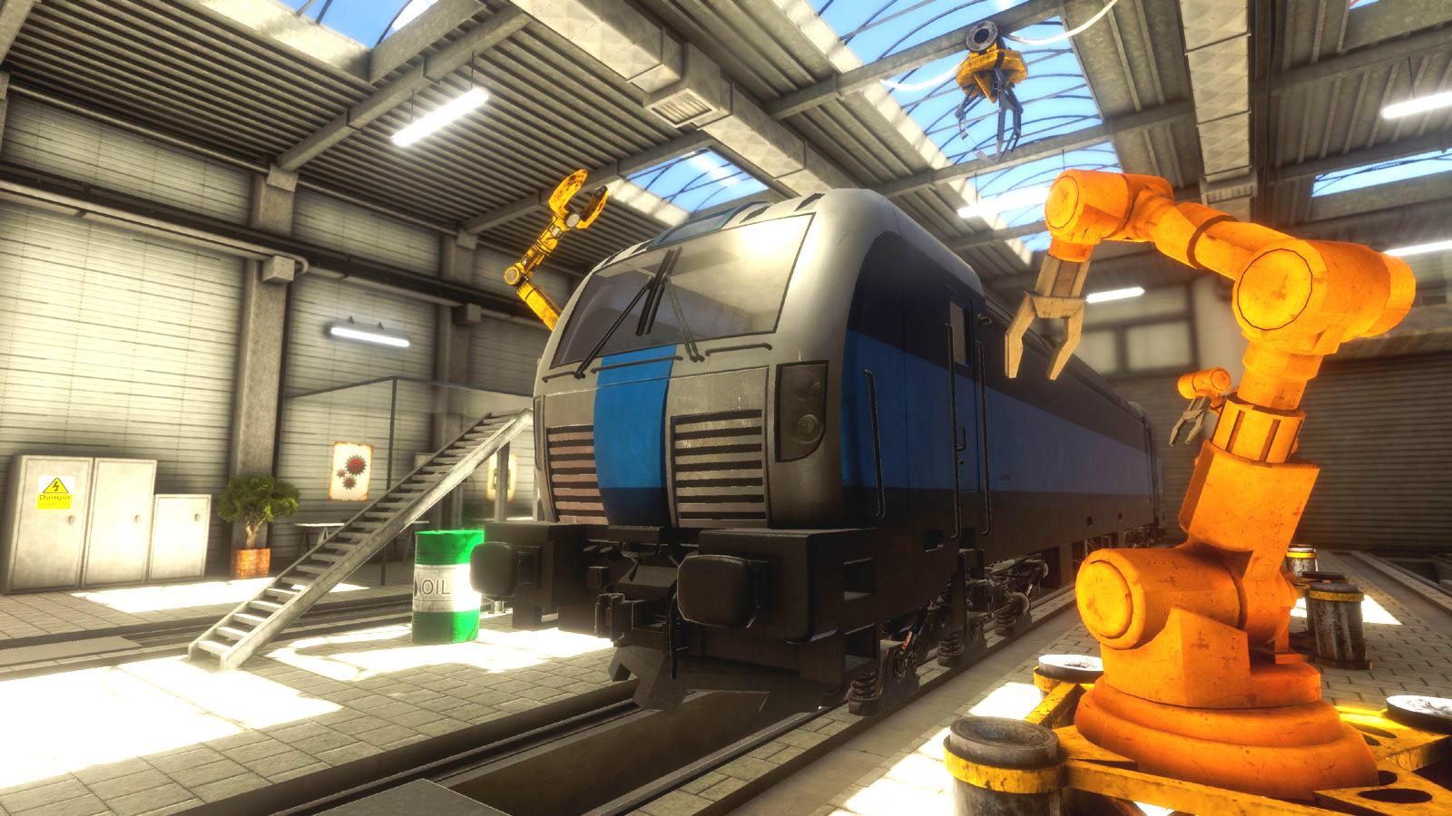 Train Mechanic Simulator 2017 Screenshot 3