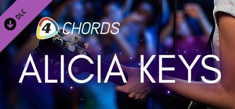 FourChords Guitar Karaoke - Alicia Keys Song Pack