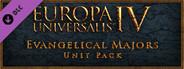 Europa Universalis IV: Evangelical Majors Unit Pack