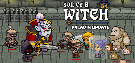 [Steam] Son of a Witch (Free Weekend) (-40% / $8.99)