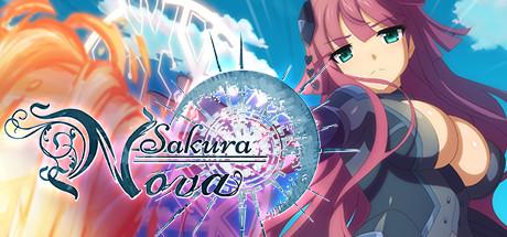 Sakura Nova cover art