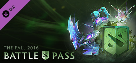 Dota 2 - The Fall 2016 Battle Pass