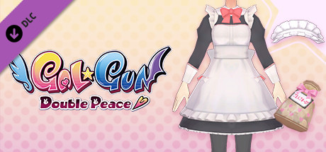 Gal*Gun: Double Peace - 'Maid Uniform' Costume Set