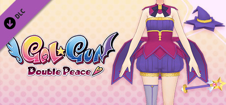 Gal*Gun: Double Peace - 'Bewitching Sorceress' Costume Set