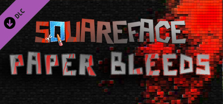 Squareface - Paper Bleeds