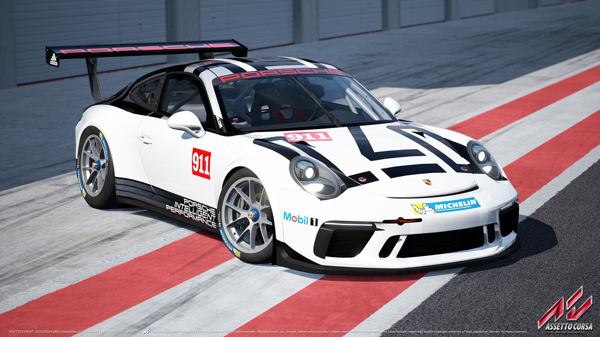 Assetto Corsa Porsche Pack Iii