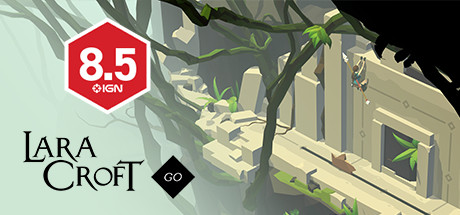 Lara Croft GO cover art