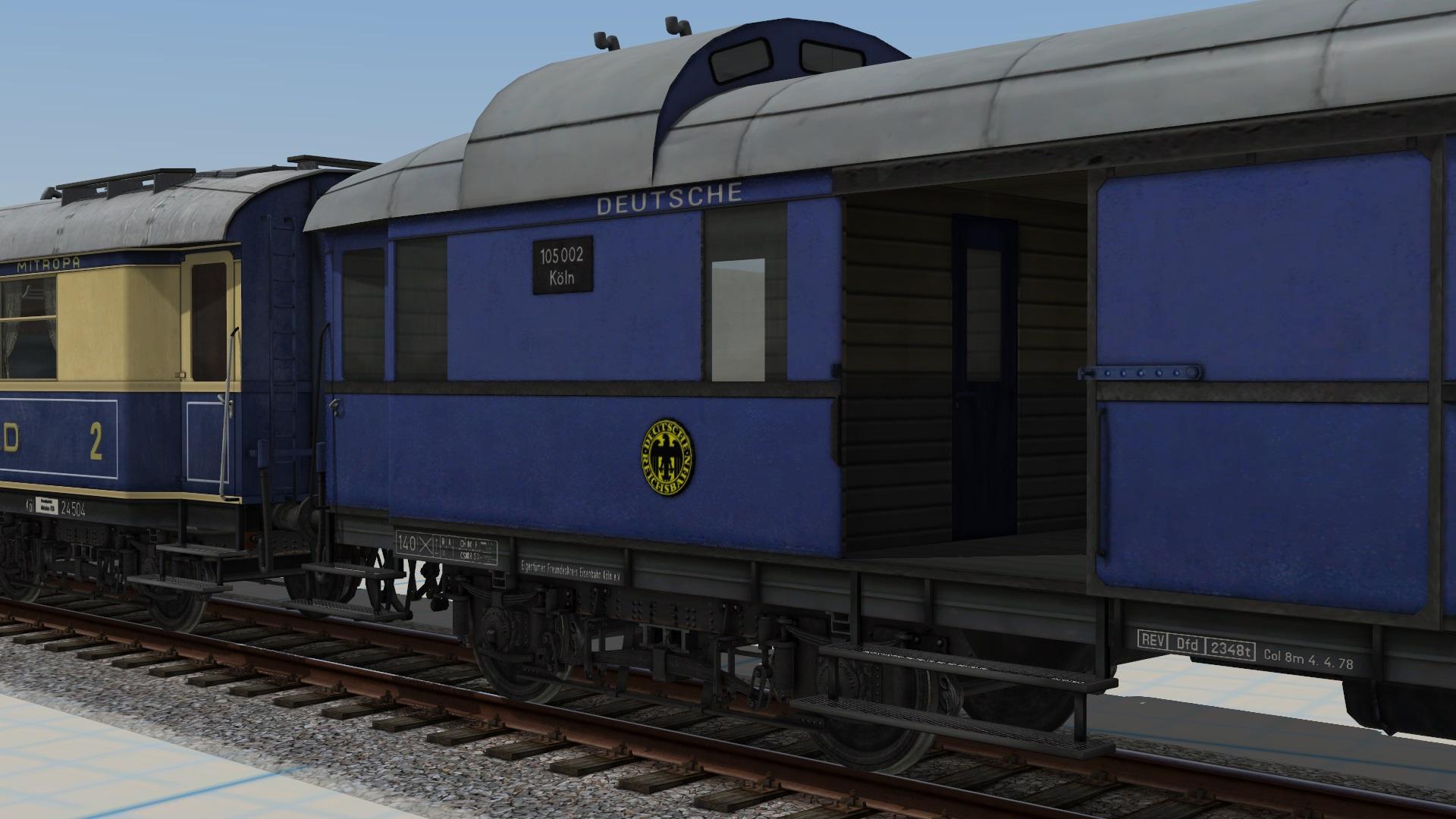 Railroad Professional 2.1