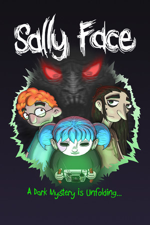 Sally Face poster image on Steam Backlog
