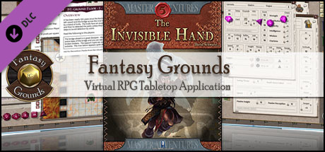 Fantasy Grounds - The Invisible Hand (5E)