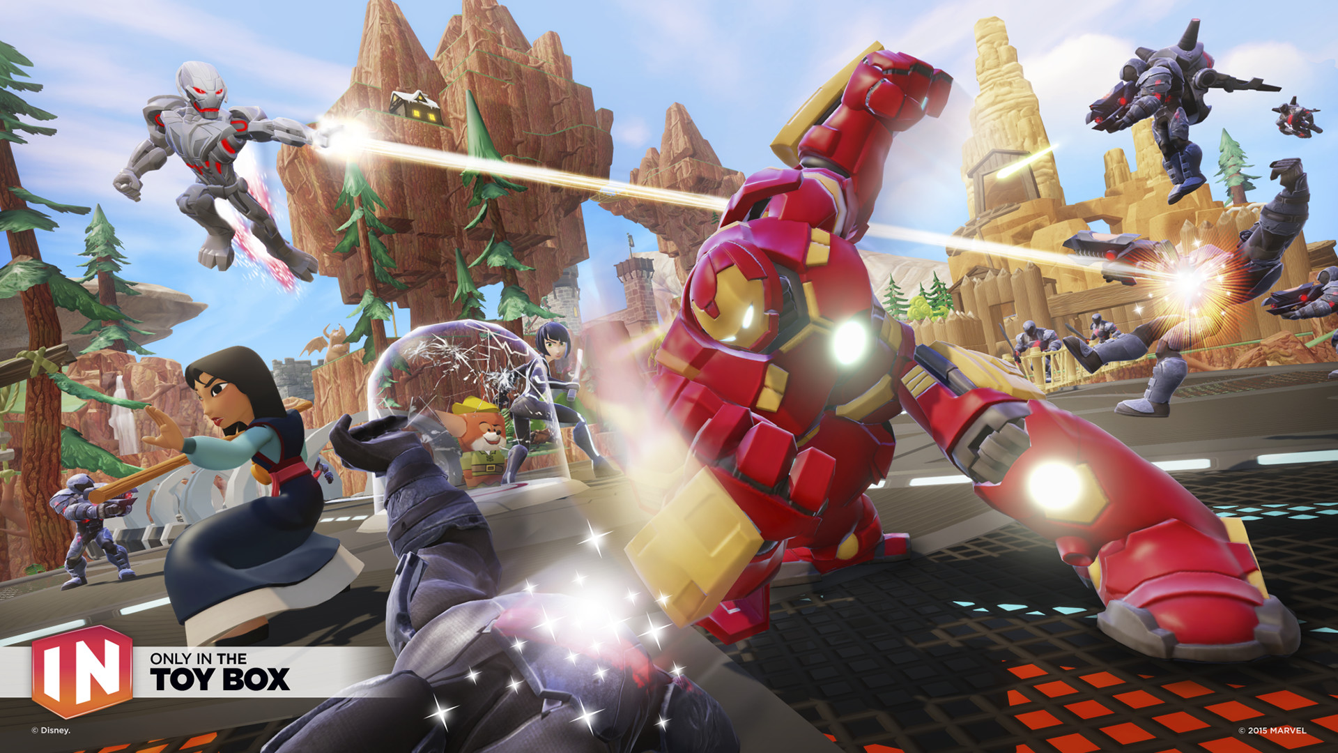 Disney Infinity 3.0: Gold Edition [2016|Eng|Multi6]