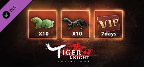 Tiger Knight: Empire War - Supply Pack