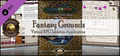 Fantasy Grounds - Hellfrost Land of Fire (Savage Worlds)