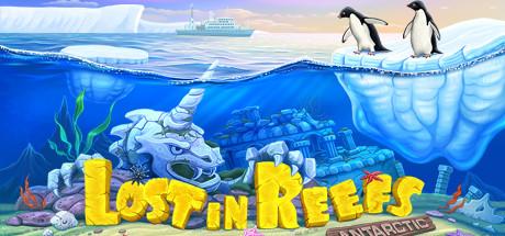 Lost in Reefs: Antarctic