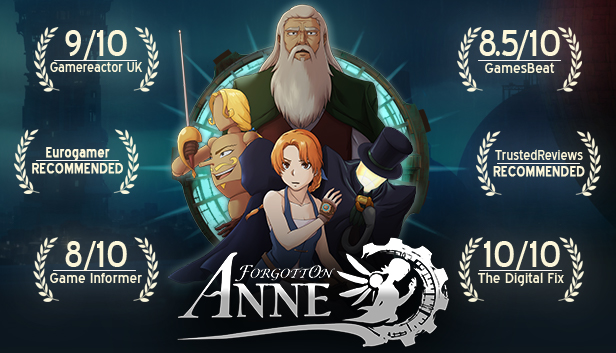 Download Forgotton Anne free download