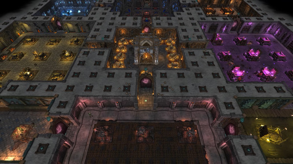 War for the Overworld - My Pet Dungeon