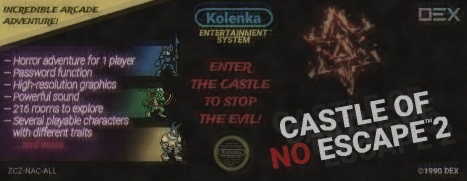 Castle of no Escape 2 - 无法逃离的城堡 2